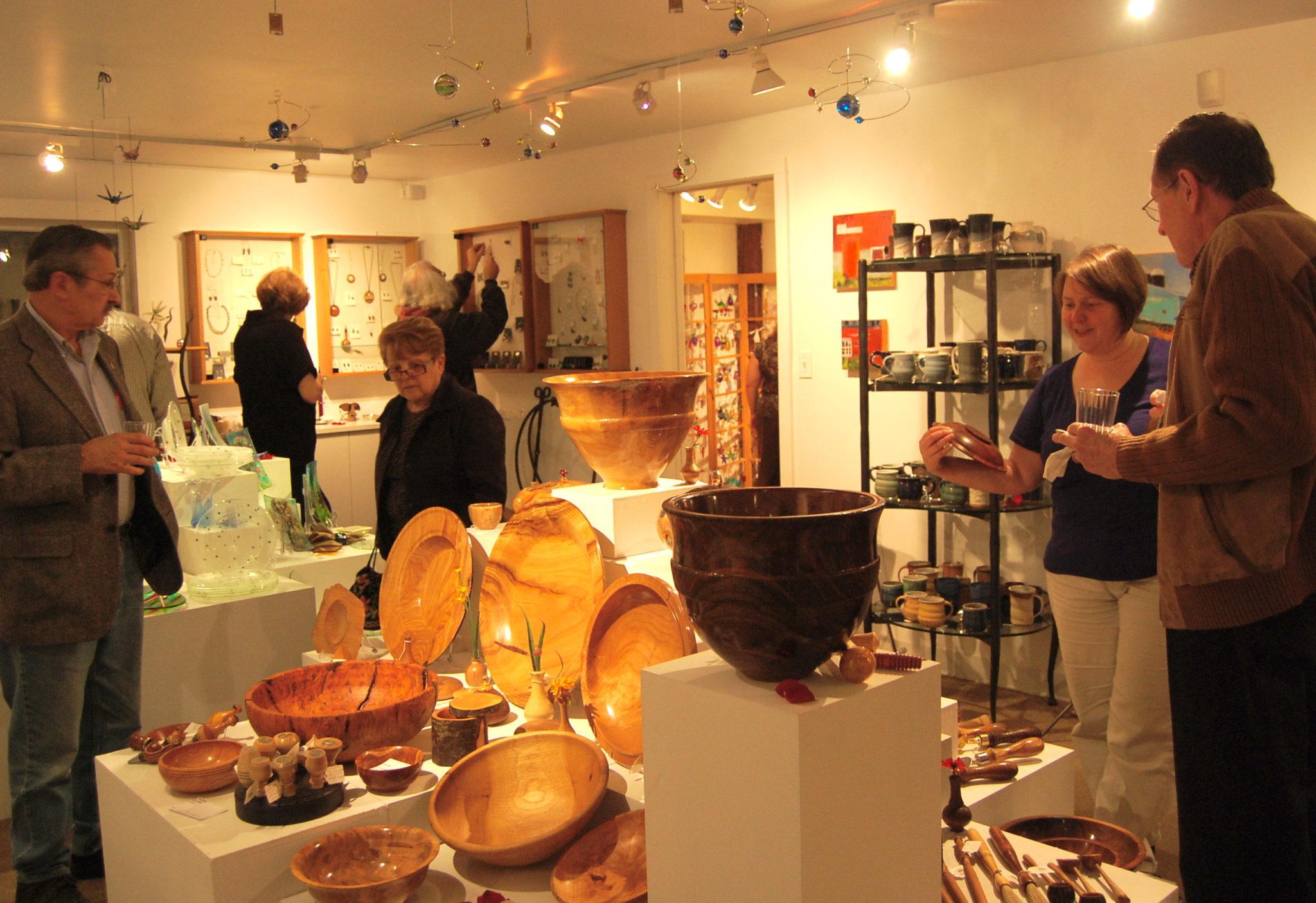 Brookfield Craft Center Gift Shop