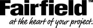 Fairfield Heart of outline black