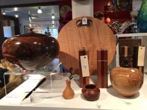 hand-crafted gift wood items