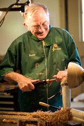 Buster Shaw Woodturning Scholarship