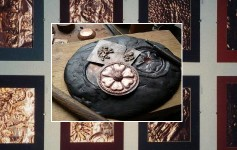 2014 Workshop Copper Repousse