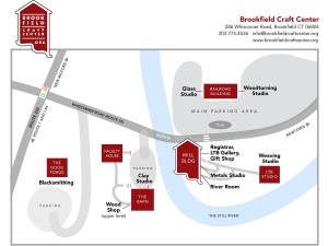 BCC Campus Map