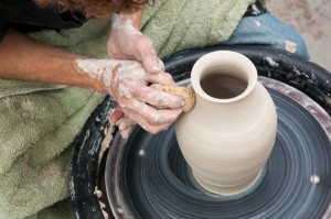 Pottery at Brookfield Craft Center