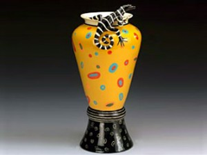 Colorful Clay with Lisa Scroggins at Brookfield Craft Center