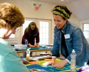 Fiber Arts at Brookfield Craft Center