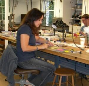 Jewelrymaking w/Lessley Burke at Brookfield Craft Center