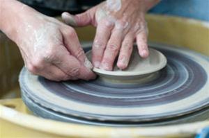 Ceramics 101 at Brookfield Craft Center