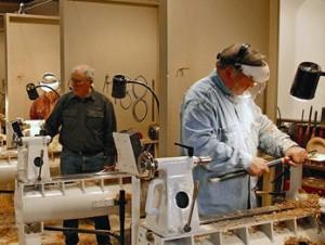 Turning Fridays at Brookfield Craft Center