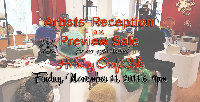 2014 Preview Sale Nov. 14