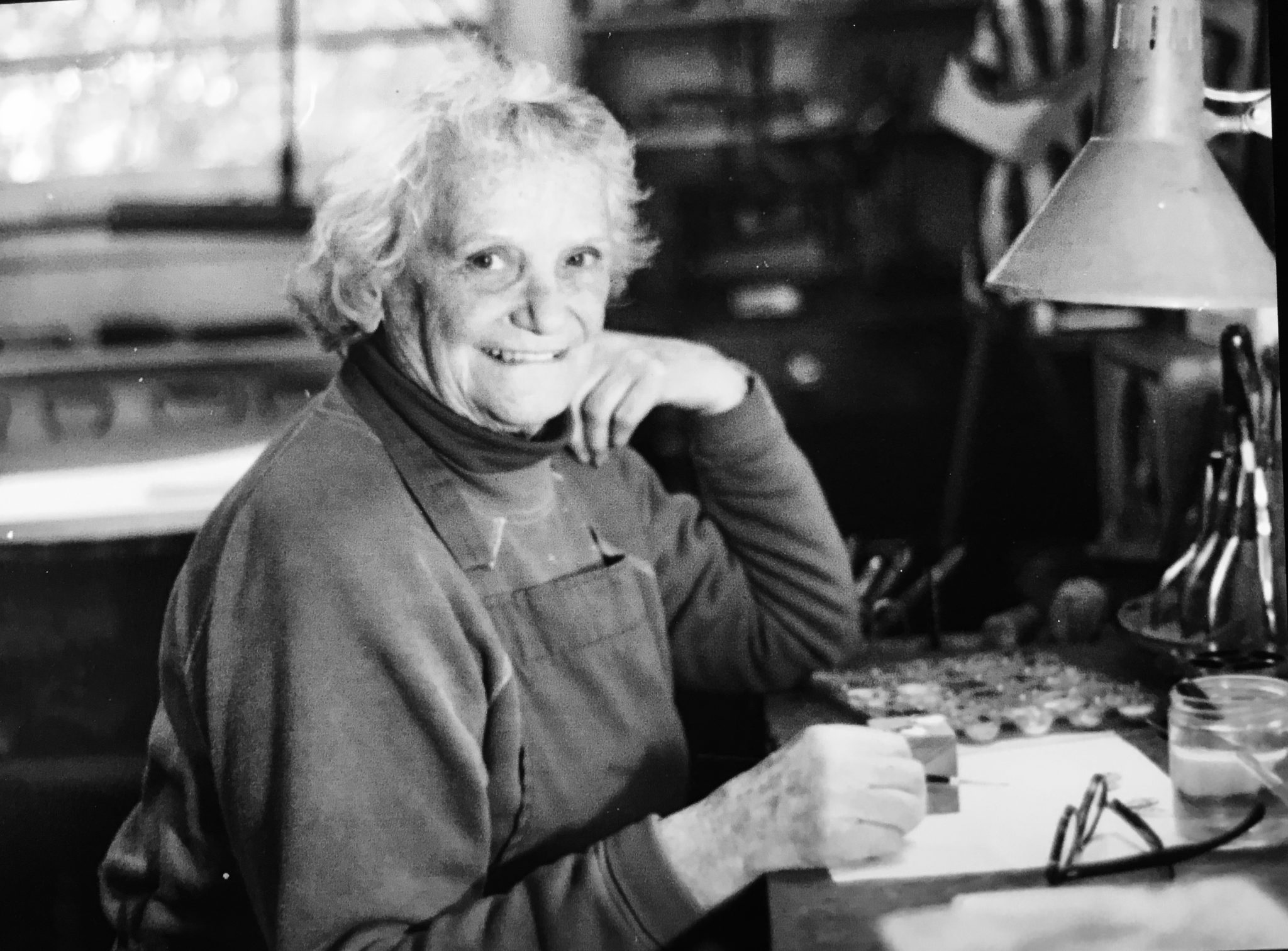 Hilda Kraus – Mid-Century Modern Craftsman 1915 – 2014