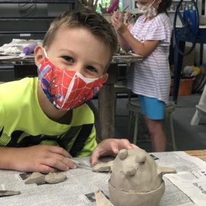 Summer Youth Program Clay