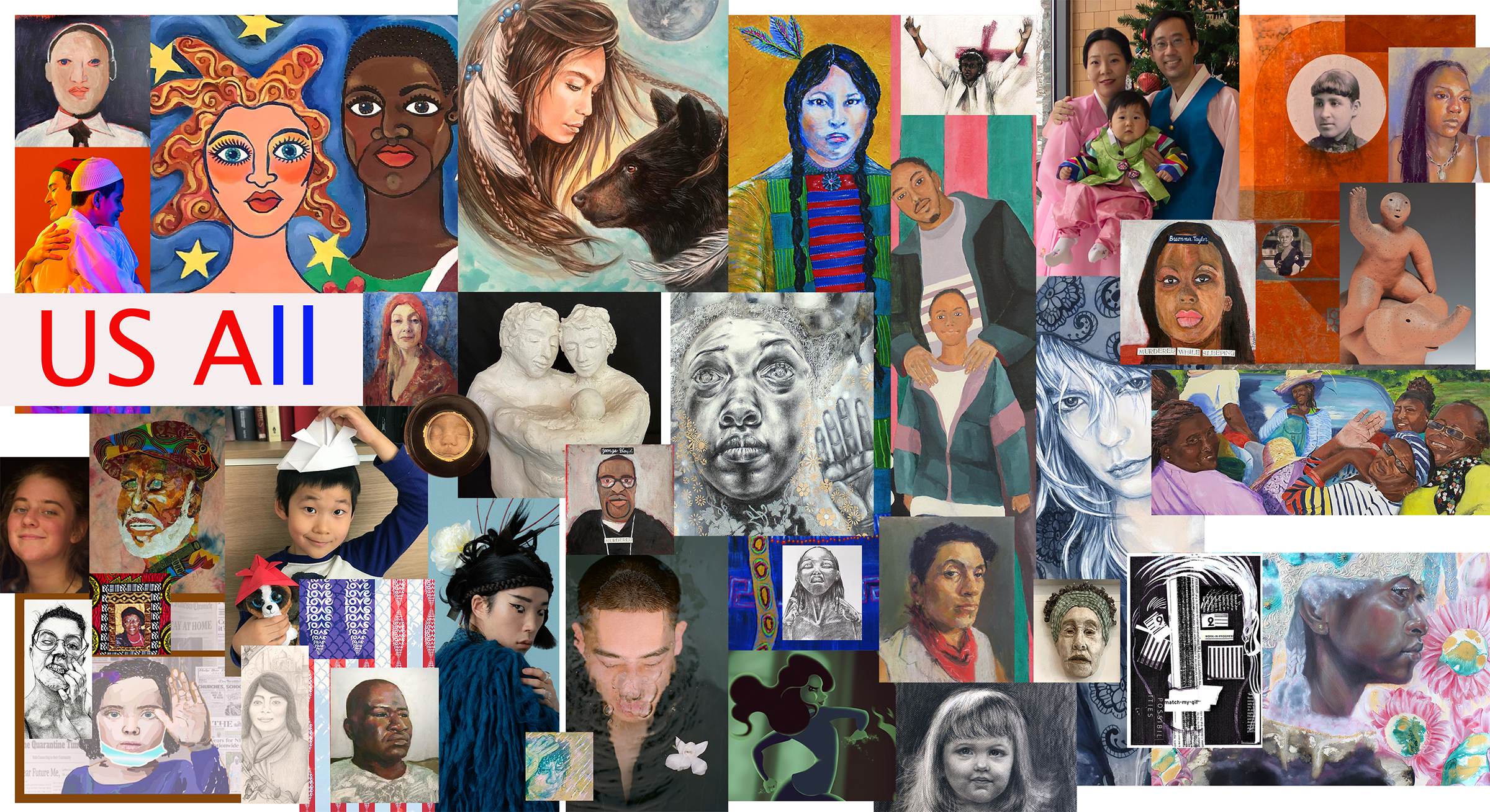 2021 US All Diversity & Inclusion Exhibition