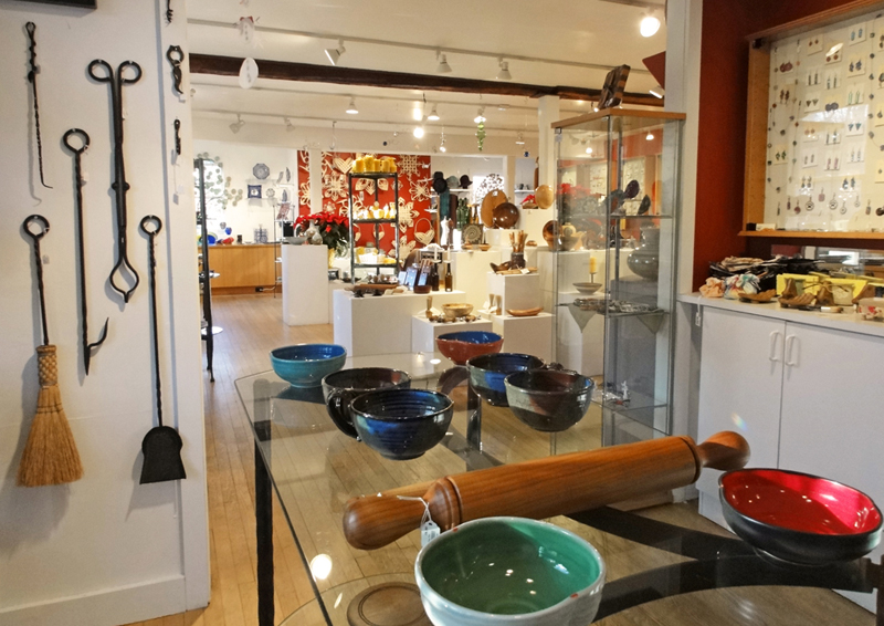 Unique Handcrafted Gifts at Brookfield Craft Center