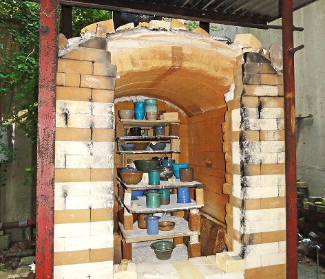 Harcourt Foundation Grants $7,500 – Additional Donations Needed to Repair Kilns at BCC