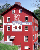 Community Rallies to Preserve Historic Sign at Brookfield Craft Center