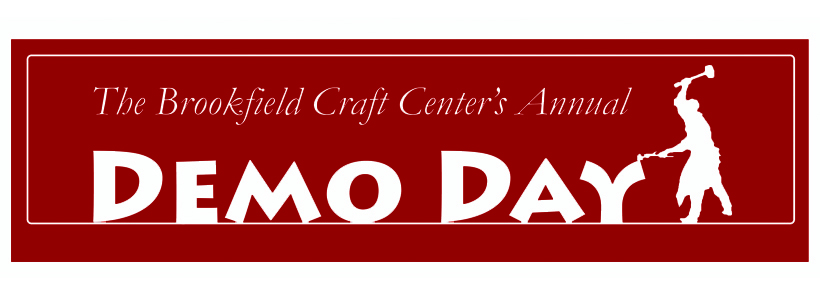 Brookfield Craft Center's Annual Demo Day October 17, 2015