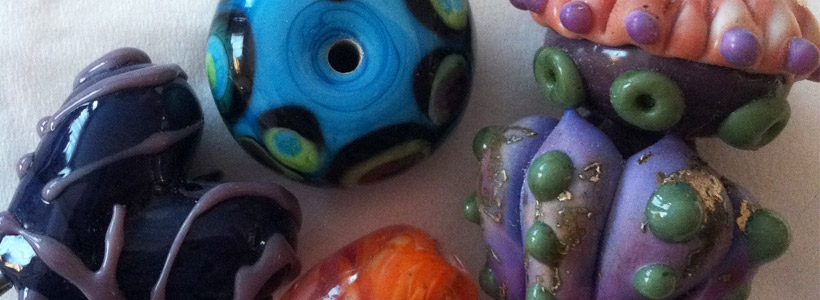 Lamp Glass Beads Workshop 2014, Ages 12-18, Saturday June 14