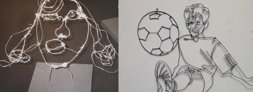Wire Work and Soldering Workshop 2014, Ages 8-18, Sunday June 1 and Sunday June 8