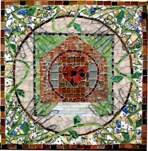 Introduction to Mosaics w/Cynthia Fisher at Brookfield Craft Center